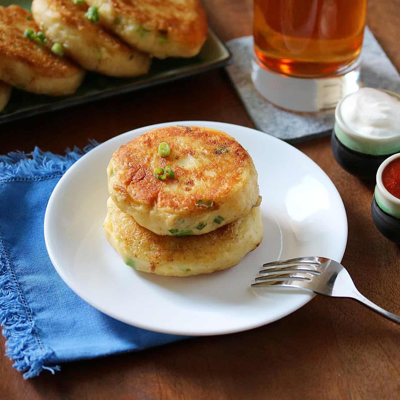 Grain-Free Potato Cakes