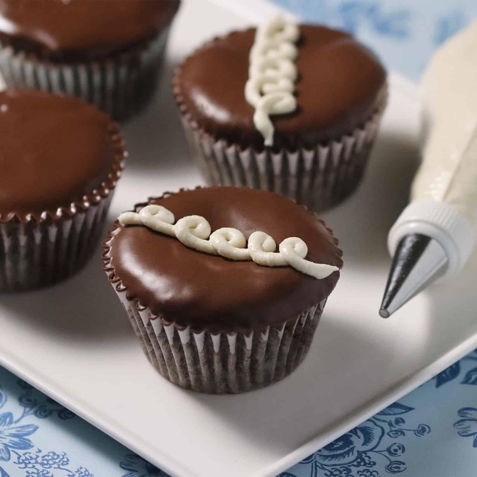 Paleo Hostess-Style Cupcakes