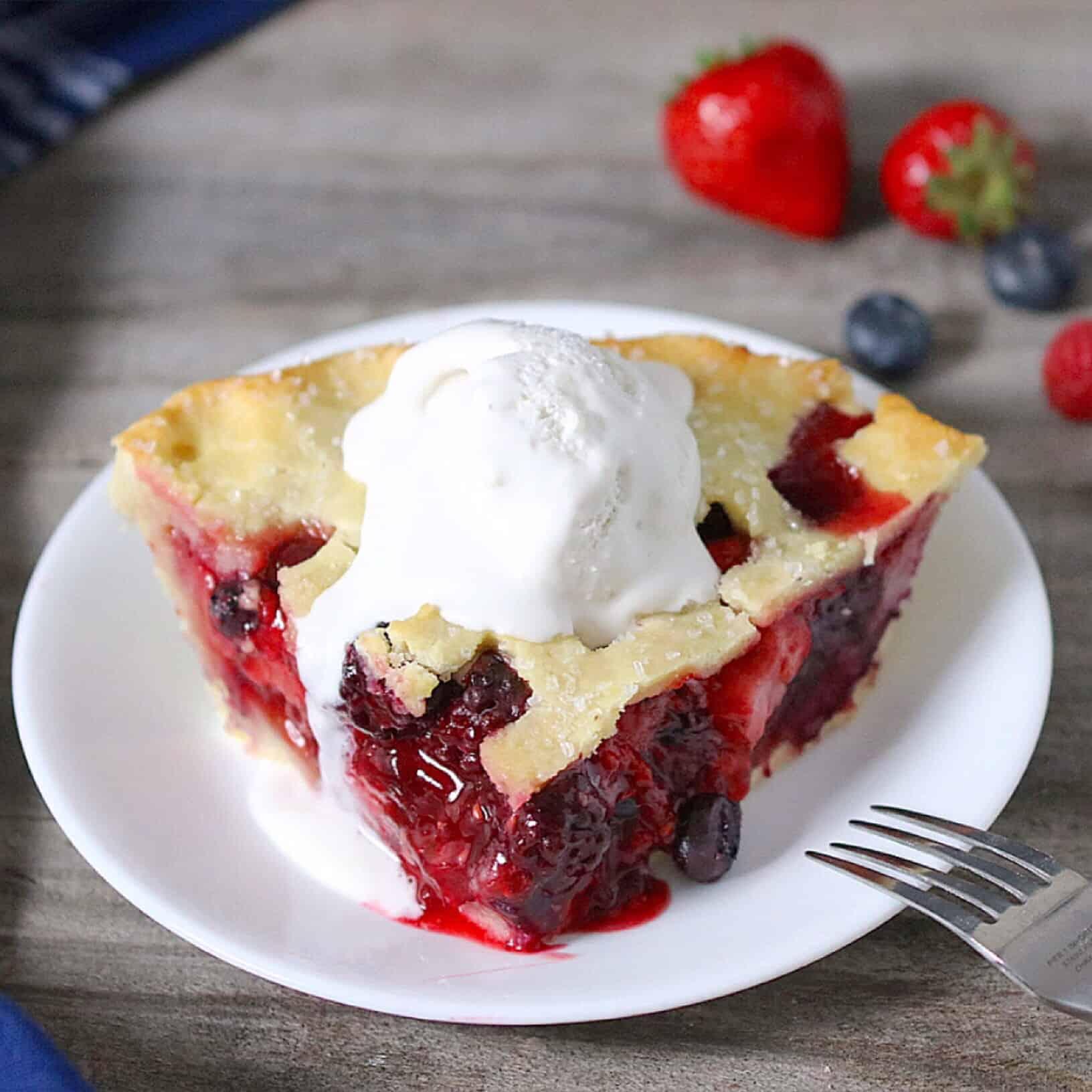 pie berry