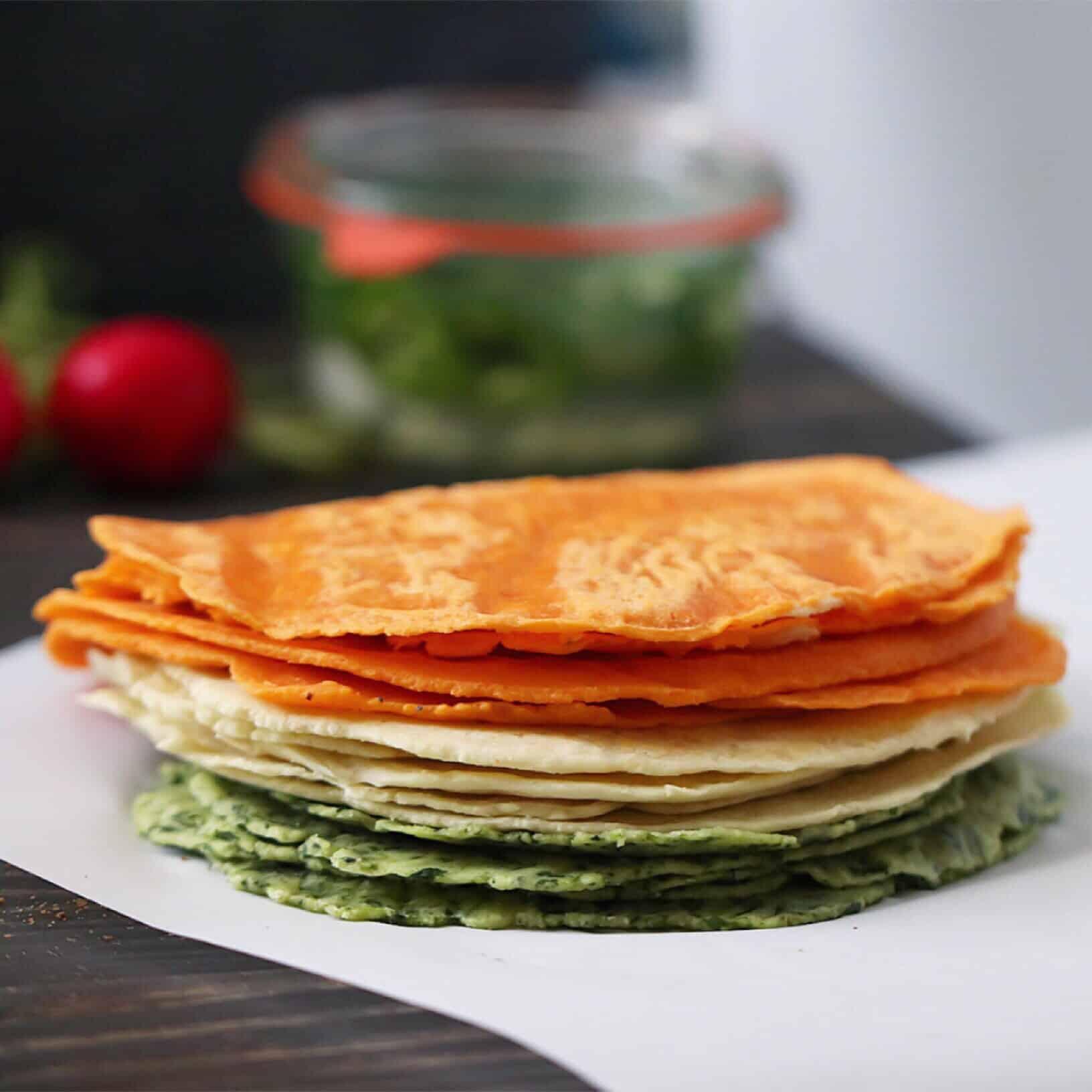 Tortilla close