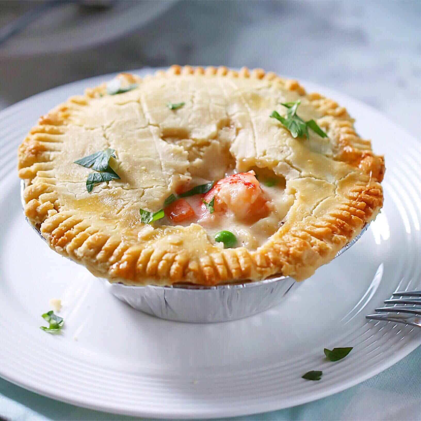 GF Seafood Pot Pie 2
