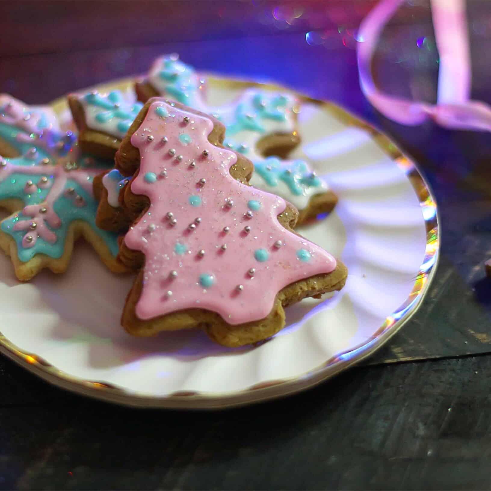 GF Gingerbread