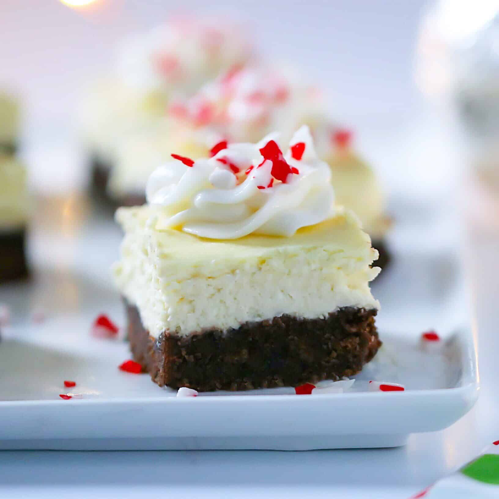 GF Peppermint Cheesecake 3
