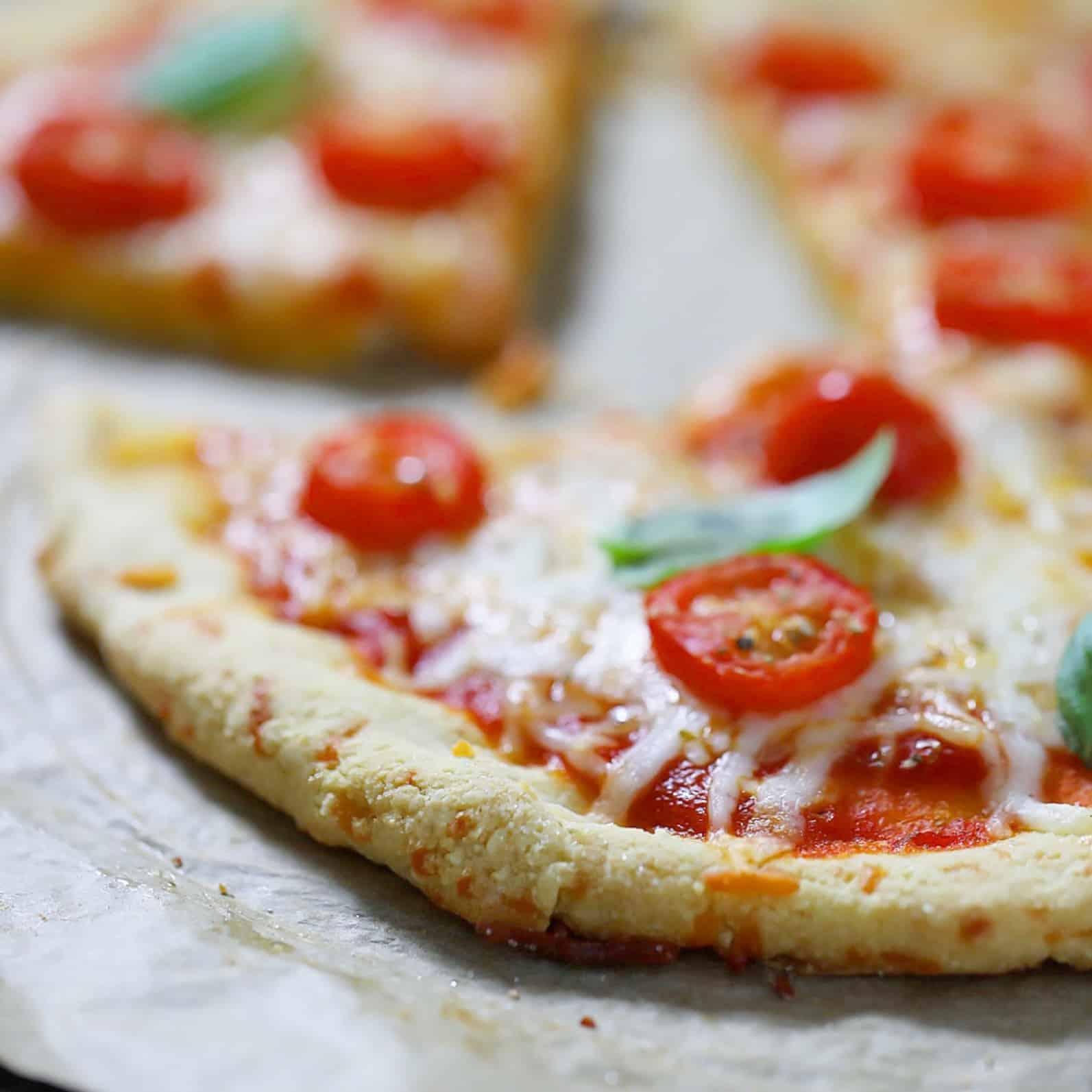 Lila Ruth's Keto Pizza Pie