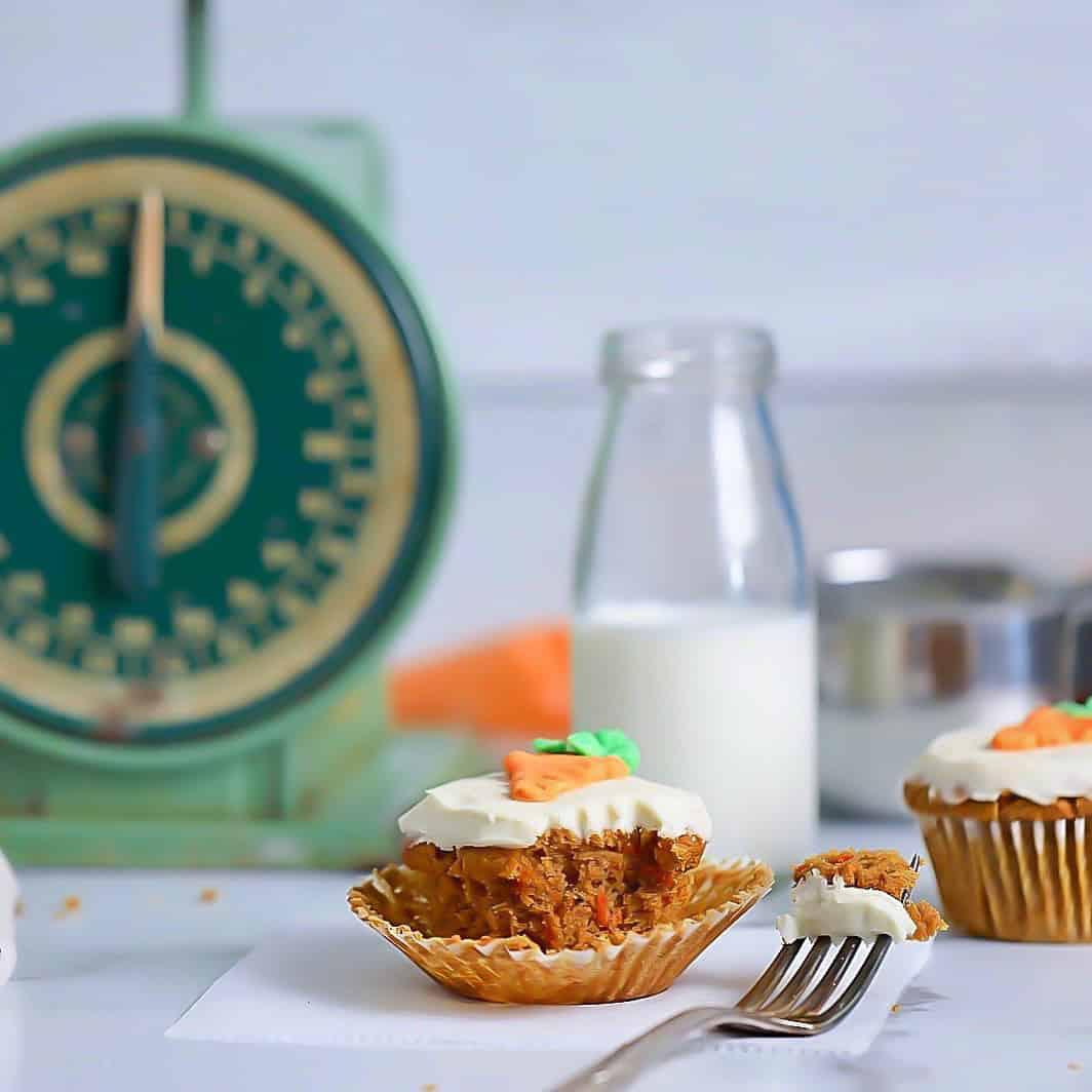 Carrot Cake Muffin Photo