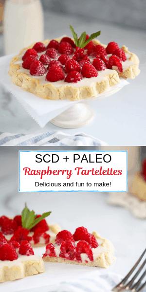 SCD + Paleo Tarts