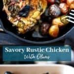 Rustic Chicken Pin
