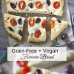 Focaccia Bread Pin