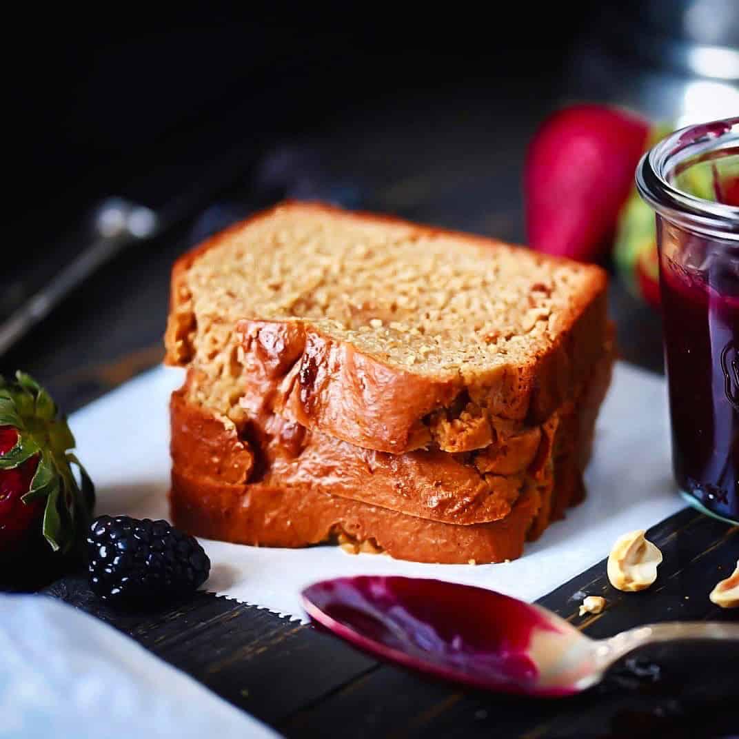 SCD Peanut Butter Bread