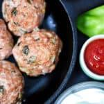 Easy Gluten-Free Meatballs