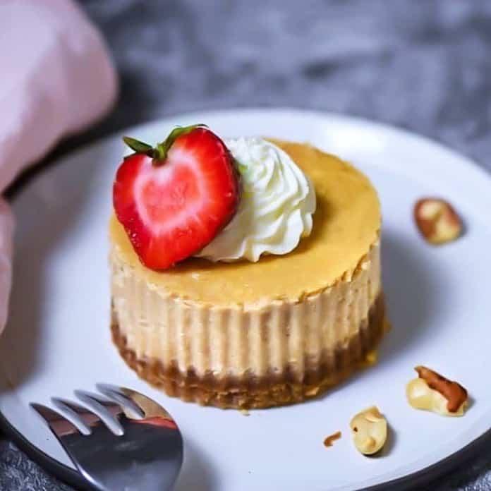 SCD Peanut Butter Cheesecake