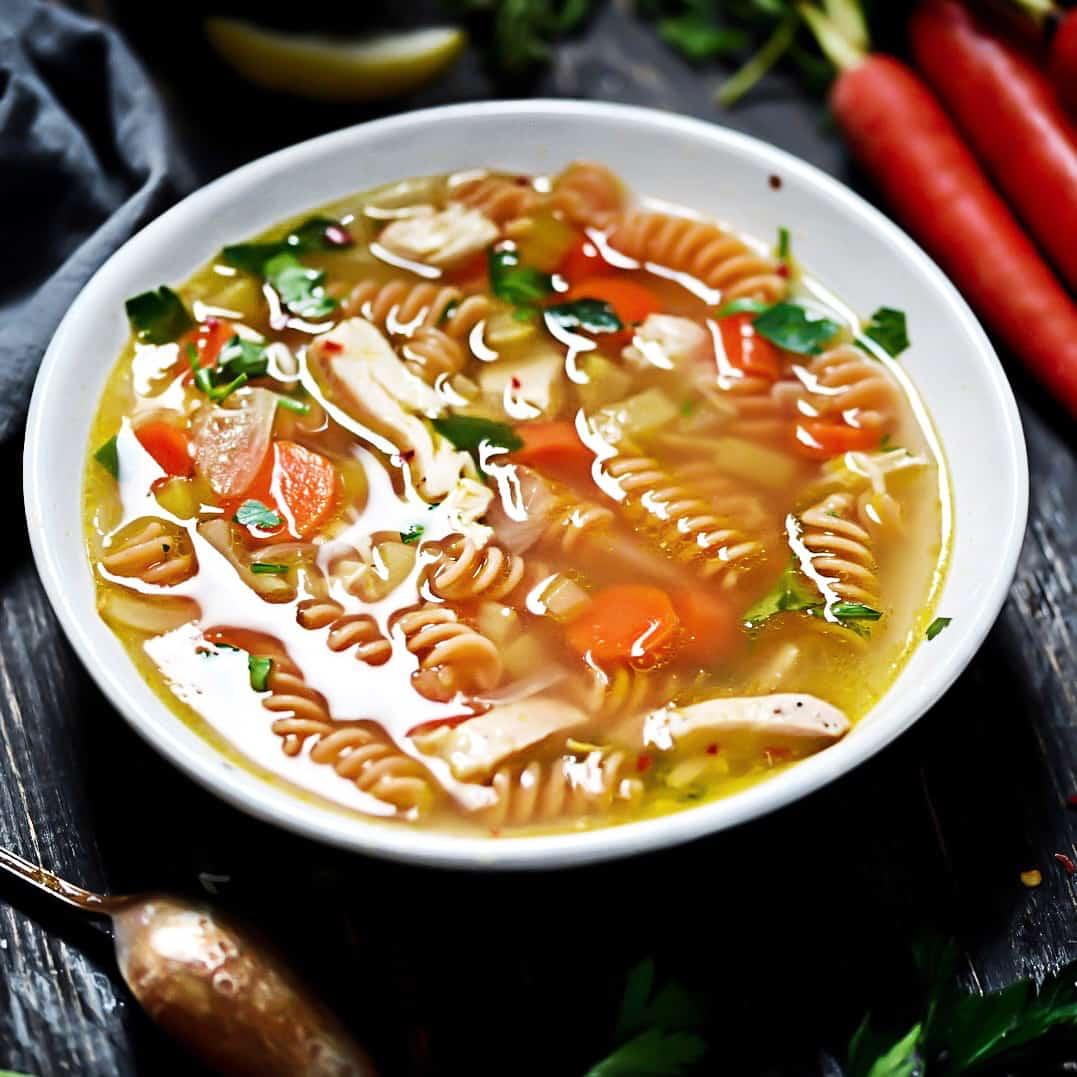 SCD Dinner Soup