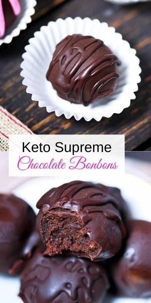 Chocolate Bonbon Pin