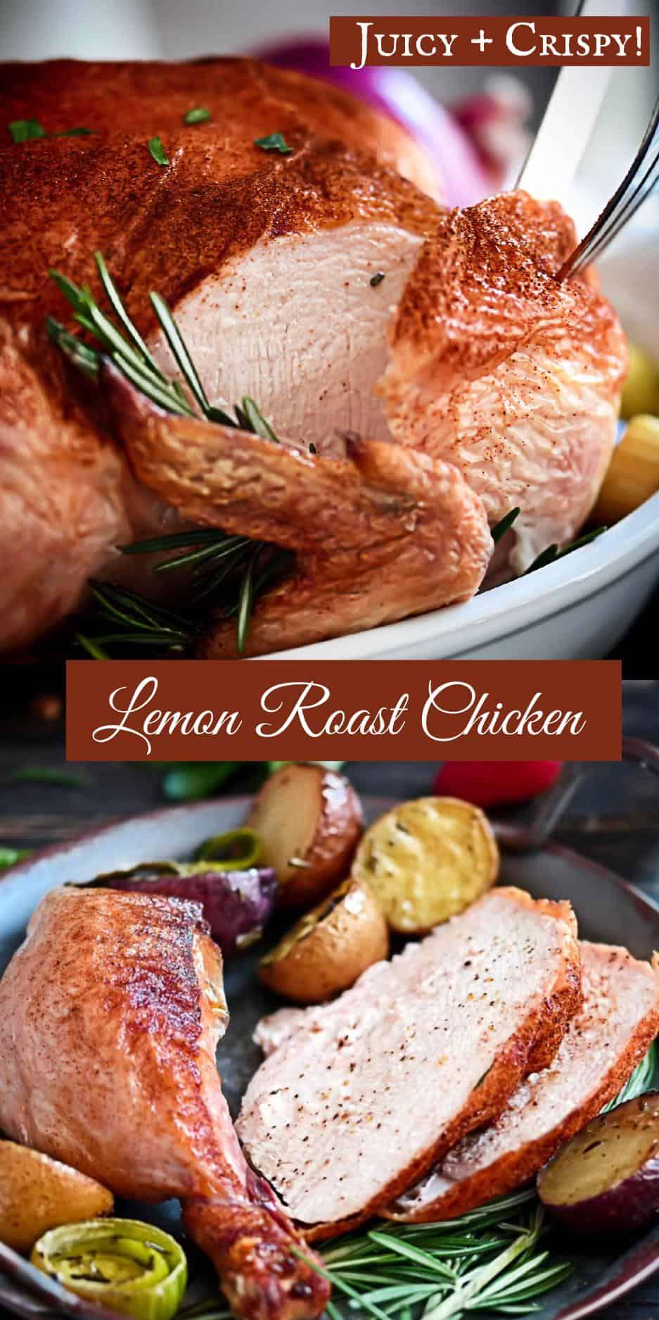 Roast Chicken Pin