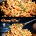 Vegan Cheeezy Mac Pin